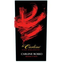 Carline Rosso IGT Veneto Orientale maturato in botte