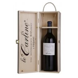 Magnum di Chardonnay Cantastorie in cofanetto di legno